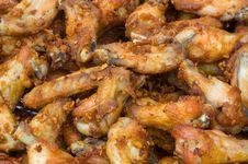 Free Fried Chicken Stock Photo - 16820850