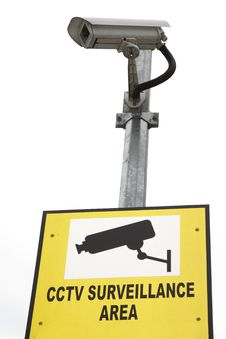 Free Security Camera Stock Photography - 16821032