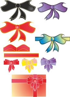 Free Bows And Gifts Stock Photos - 16821213