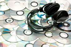 Free Headphones Stock Images - 16821304