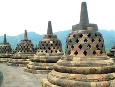 Free Borobudur Buddhist Temple Stock Images - 16821404
