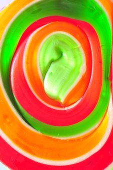 Free Sweet Macro, Candy, Lollipop Close-up Royalty Free Stock Images - 16821949