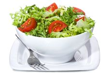 Free Salad With Vegetables Royalty Free Stock Images - 16821959