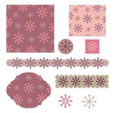 Free Digital Winter Scrap Stock Images - 16822164