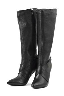 Free Black Woman Boots Royalty Free Stock Photos - 16822848