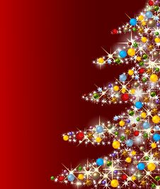 Free Christmas Tree Royalty Free Stock Images - 16824129