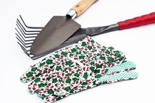 Free Gardening Tools Royalty Free Stock Images - 16824749