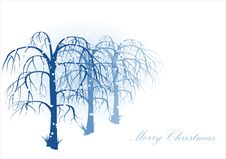 Free Vector Winter Landscape Stock Photos - 16826863