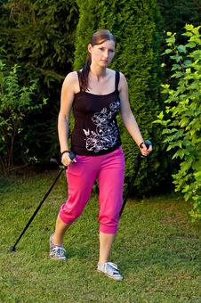 Free Nordic Walking Stock Images - 16826884