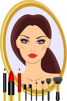 Free Makeup Stock Photos - 16827353