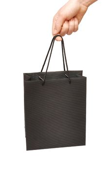 Free Black Bag Royalty Free Stock Images - 16827599