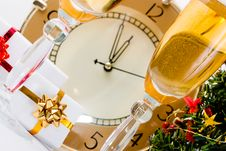 Free Approaching New Year Royalty Free Stock Images - 16828289