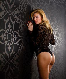 Free Beautiful Woman Royalty Free Stock Image - 16828496