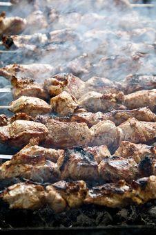 Free Shish Kebab Stock Images - 16828804