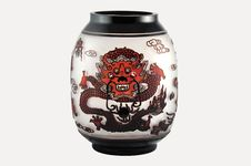 Free The Chinese Vase. Royalty Free Stock Images - 16829209