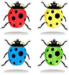 Free Ladybird2 Royalty Free Stock Photo - 16829595