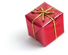 Free Red Box Royalty Free Stock Image - 16829996