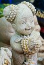 Free Little Girl Statue Stock Image - 16832631