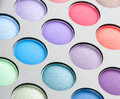 Free Eye Shadows Royalty Free Stock Image - 16836146