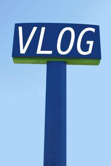 Free Vlog Royalty Free Stock Image - 16830126