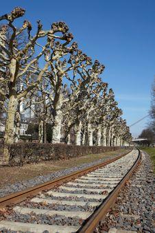 Free Railway Stock Photography - 16830482