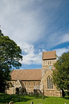 Free Church And Sky Royalty Free Stock Images - 16830619