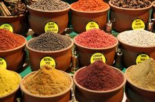 Free Spice Royalty Free Stock Image - 16830696