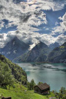 Free Swiss Panorama Stock Image - 16831581