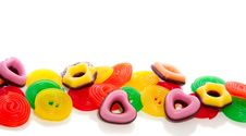 Free Many Sorts Of Colorful Candy Royalty Free Stock Photography - 16831967