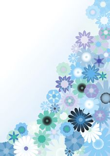 Free Floral Background Royalty Free Stock Image - 16832026