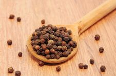 Pepper Corns Royalty Free Stock Image