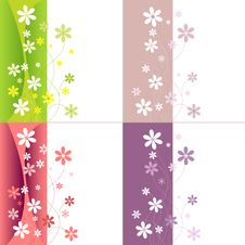 Free Colorful Flower Royalty Free Stock Image - 16832656