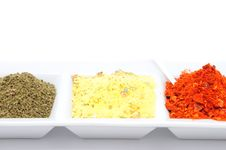 Free Spices Royalty Free Stock Photography - 16832717