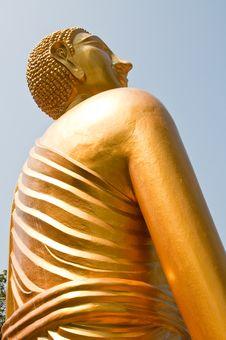 Free Back Of Buddha Royalty Free Stock Images - 16832729