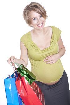 Free Pregnant Woman Royalty Free Stock Photo - 16832915