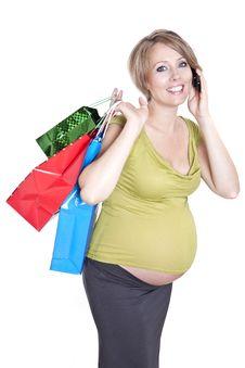 Free Pregnant Woman Stock Photo - 16832960