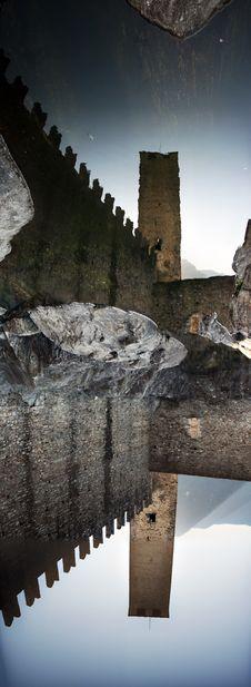Free Belinzona Castles Stock Photos - 16833353