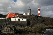 Free La Palma Lightouse Royalty Free Stock Photos - 16833588