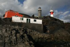 Free La Palma Lightouse Stock Photo - 16833600