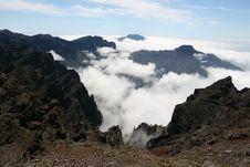 Free La Palma Volcanic Island Royalty Free Stock Images - 16833719