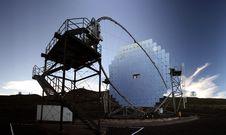 Free MAGIC Telescope Royalty Free Stock Photos - 16834158