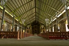 Free Empty Church Royalty Free Stock Images - 16834159