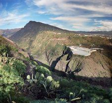 Free La Palma Volcanic Island Royalty Free Stock Photos - 16834608