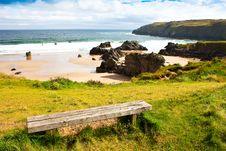 Free Durness Beach - Scotland Royalty Free Stock Photos - 16834708