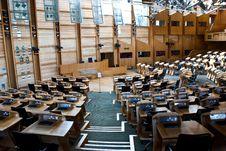 Free Edinburgh Parliament Royalty Free Stock Photos - 16834828