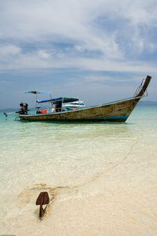 Free Kho Kradan,south Of Thailand Stock Photos - 16835133