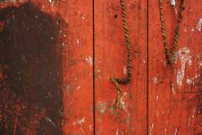 Free Old Wooden Door Royalty Free Stock Photos - 16835238