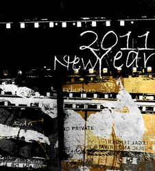 Free 2011 Year Stock Photography - 16835582