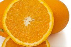 Free Fresh Orange Selection. Stock Photo - 16835910