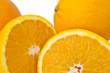 Free Citrus Collection. Stock Images - 16835934